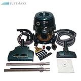 Hyla NST Staubsauger mit Elektrobürste EBK 340 L mit Licht Wasserstaubsauger Luft- und Raumreinigungssystem TOP inkl 1 x LUFTMAXX Duftöl