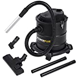 Power Plus PowerPlus Aschesauger POWX308, Schwarz, 20 Liter