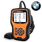 AUTOPHIX 7910 OBD2 Diagnosegerät für BMW/Mini, Auto Scanner alle Systeme mit ABS SRS EPB TPMS SAS DPF Öl BMS Reset für OBDII/EOBD Protokolle Fahrzeuge in Deutsch