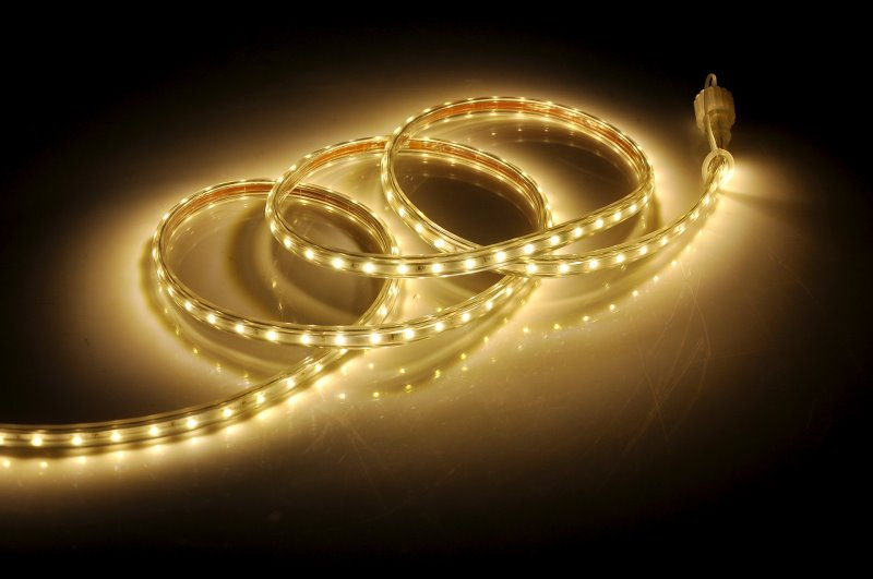 Leuchtender LED Streifen