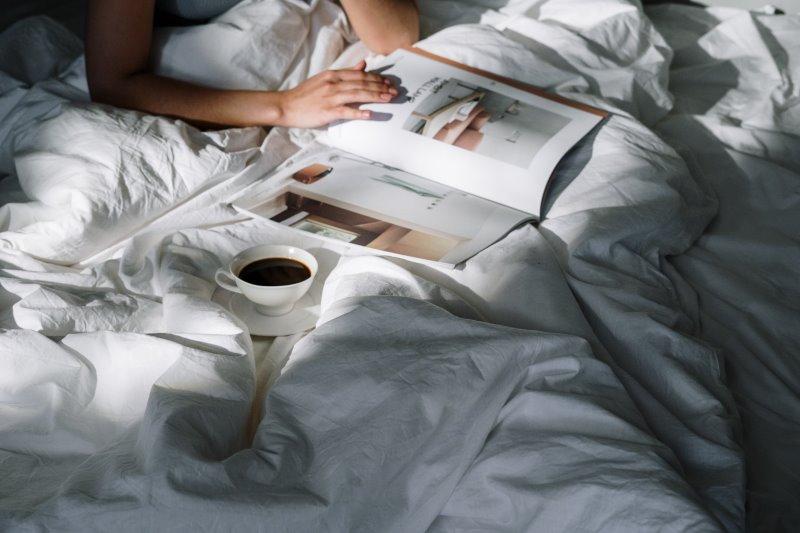 weisse Bettwäsche im Test