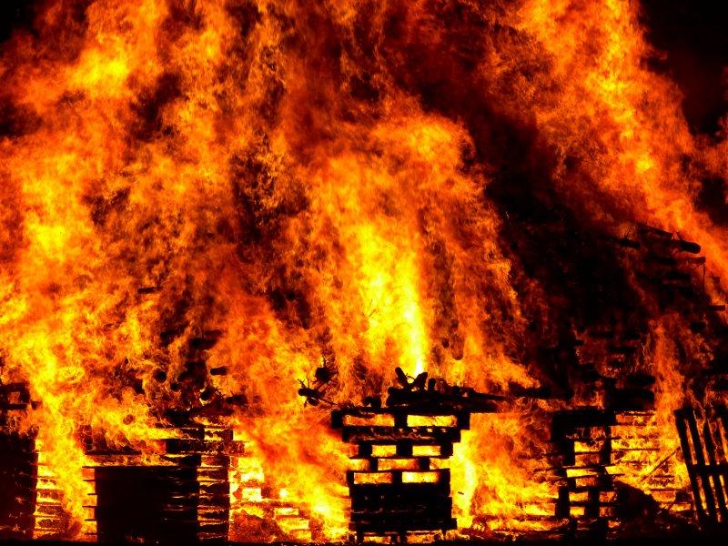 Ein Rauchmelder haette den Brand vielleicht noch verhindern können