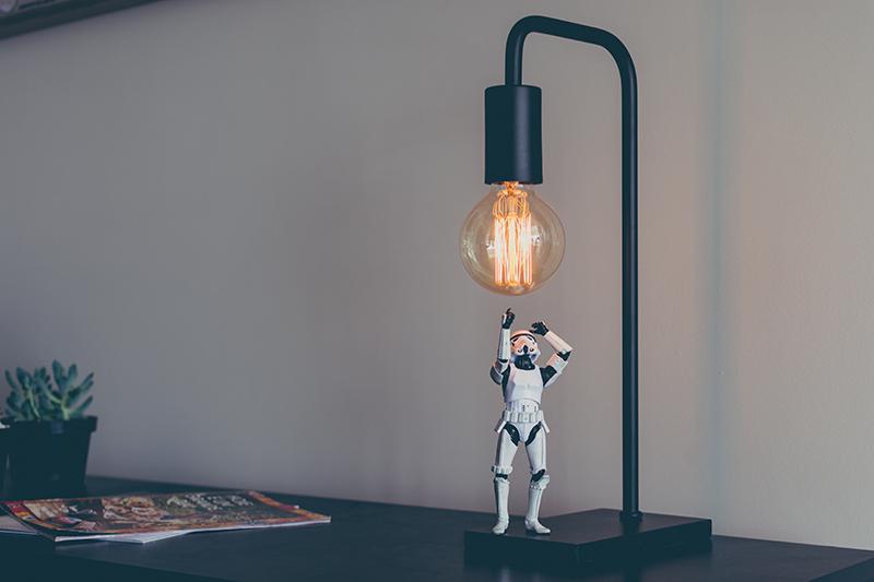 Leuchtmittelvergleich für Schreibtischlampen