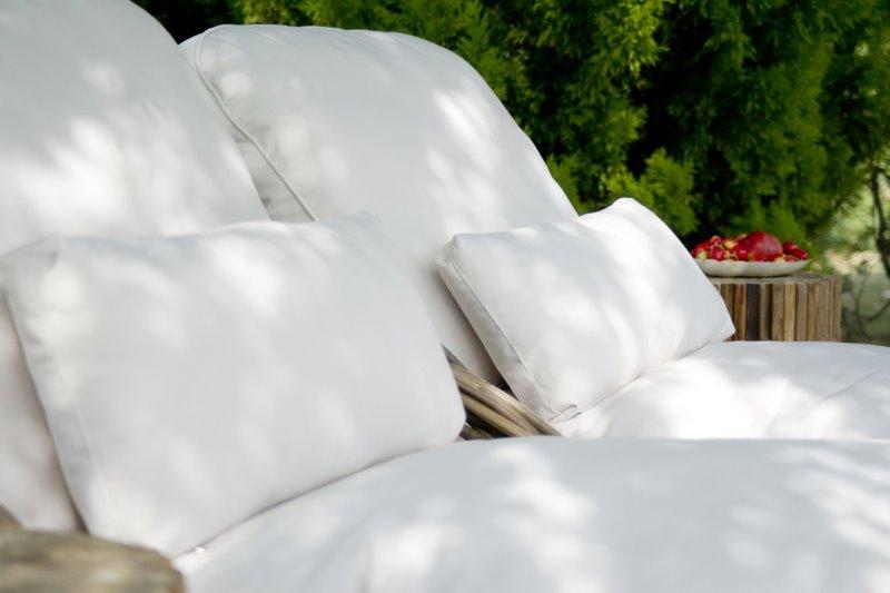 Nackenkissen für die Terrasse im Test