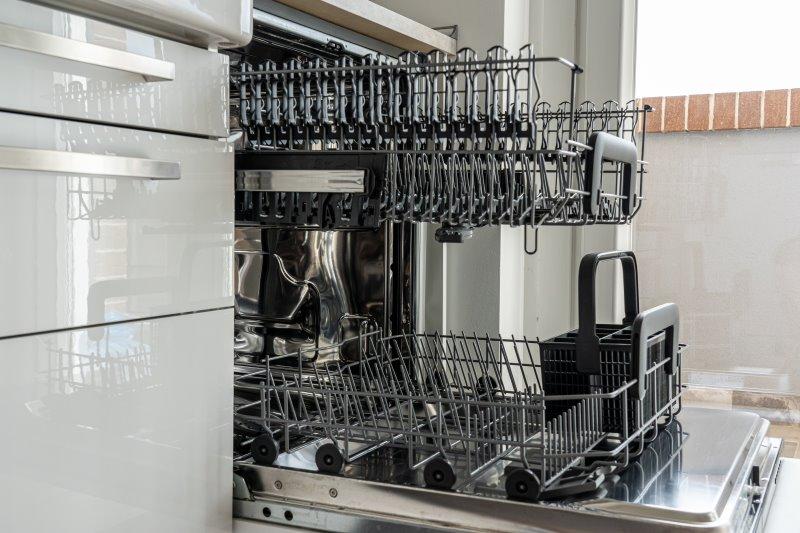 Spülmaschine im Test