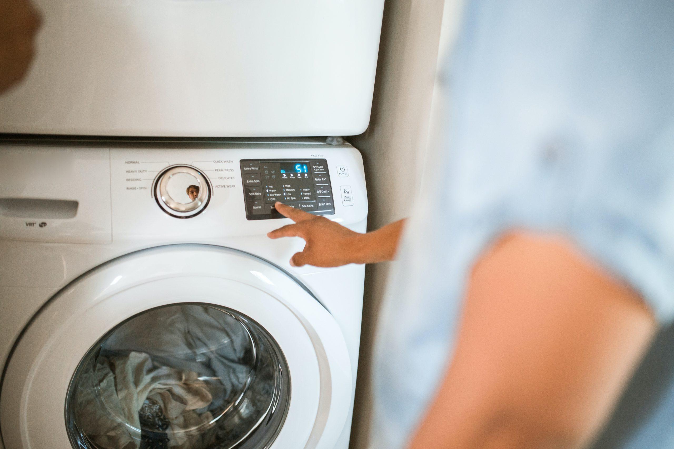 Waschmaschine im Test
