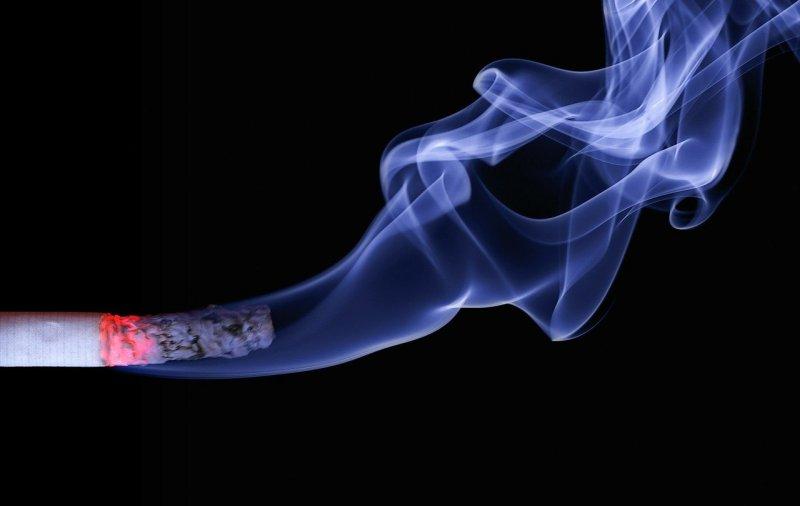 rauchen kann den Rauchmelder auslösen