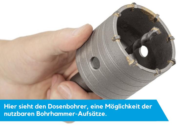 Bohrhammer-test, vergleich und Kaufratgeber,Möglichkeiten der Bohraufsätze für Bohrhammer.